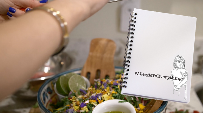 #AllergicToEverything - The Lifestyle Guide & Cookbook