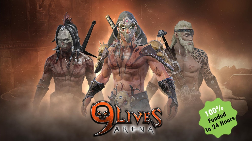 9Lives Arena project video thumbnail