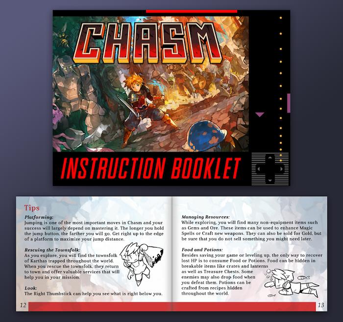 Chasm by Discord Games LLC — Kickstarter