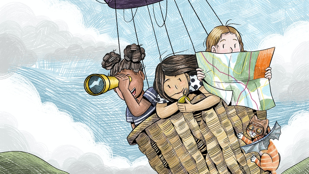 Stories for young children about girls who adventure project video thumbnail