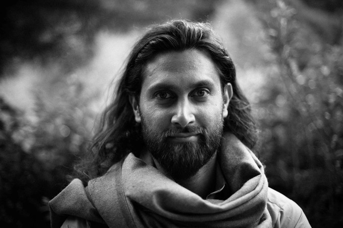 Afridun Amu, an Afghan ocean-surfer, who recently started exploring river-surfing. A co-producer of the documentary and responsible for bringing the crew to Afghanistan and safely back.