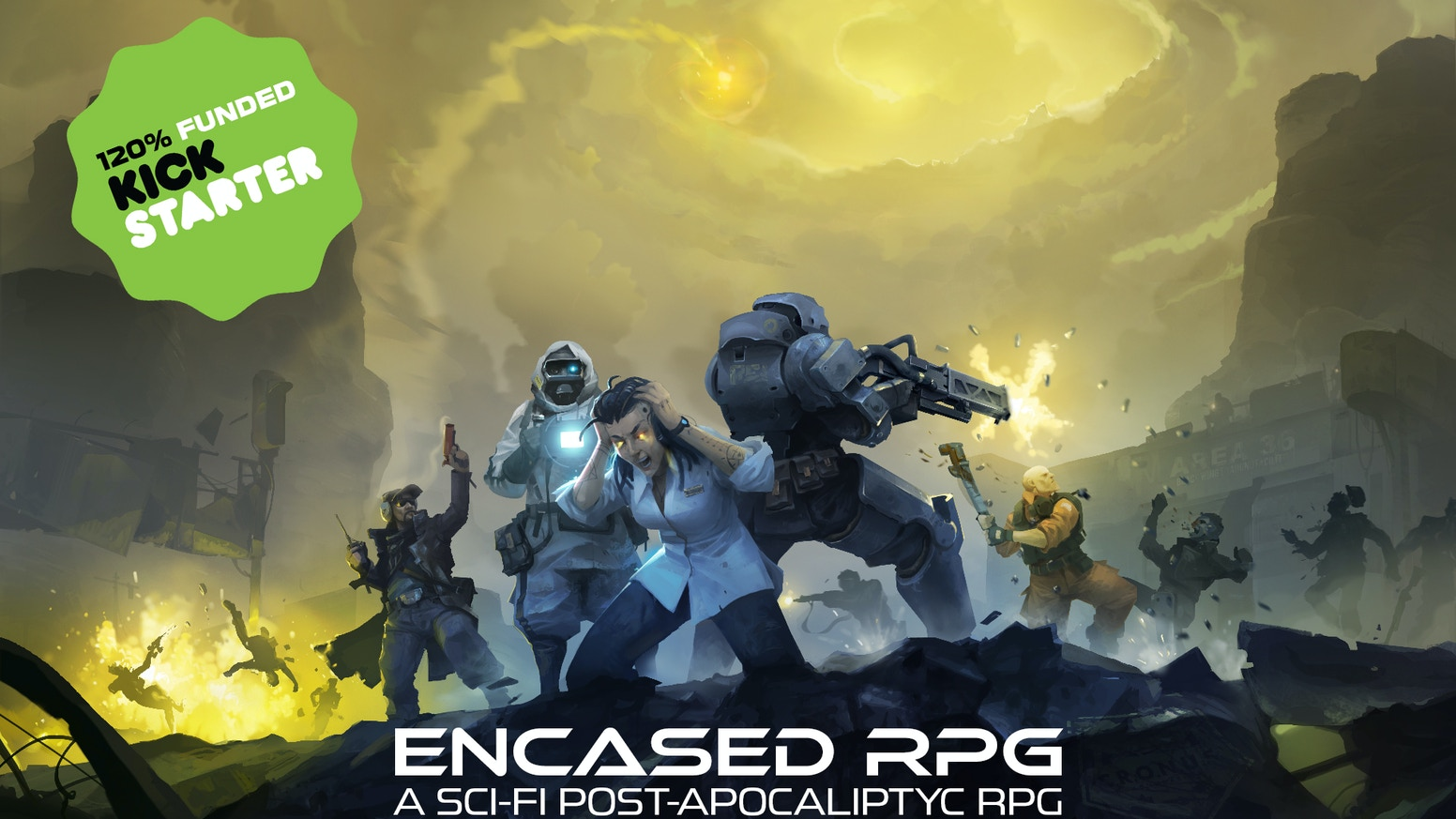 Encased Old School Isometric Turn Based Rpg By Dark Crystal Games Switch State Of Mind English Pal Tactical Combat And Intense Non Linear Storyline Inspired Original Fallout