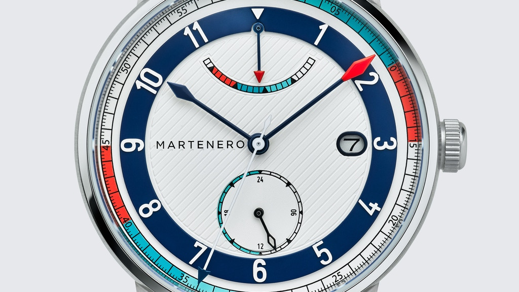 Martenero - Classic Mechanical Watches, Modern Design project video thumbnail