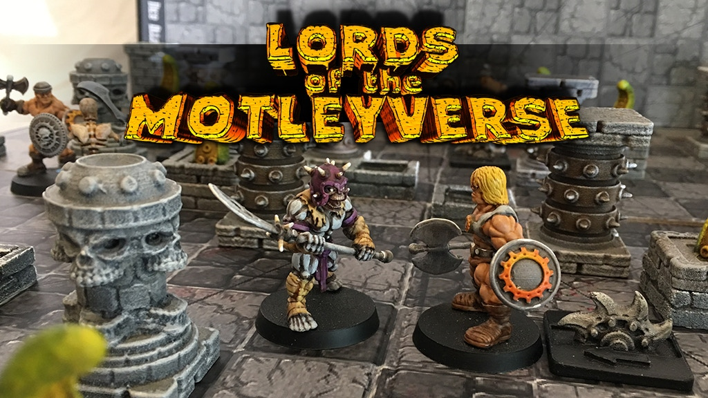 Project image for Lords of the Motleyverse (Canceled)