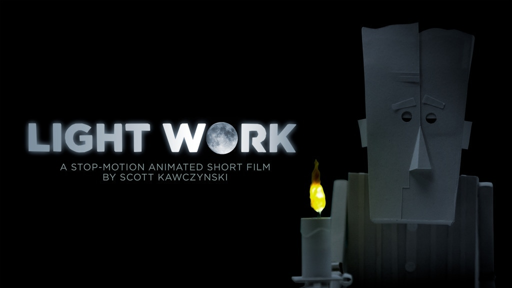 Light Work: A Stop-Motion Animated Short Film project video thumbnail