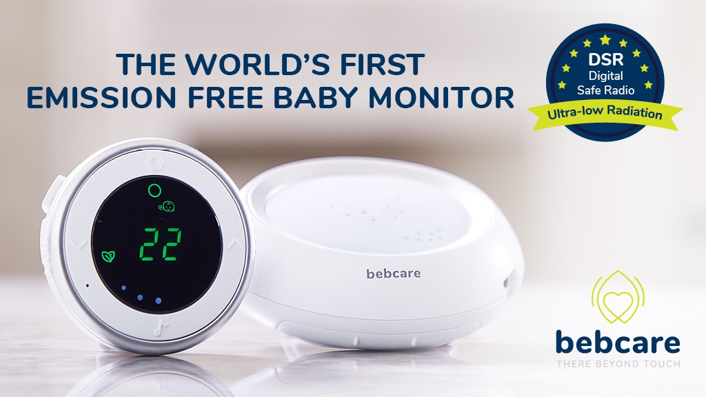 Bebcare - An Emission-Free Digital Baby Monitor