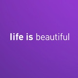 life is beautiful  |  JNC