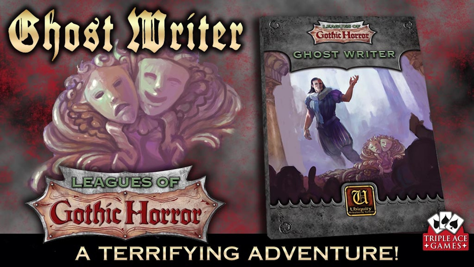 A Leagues of Gothic Horror RPG adventure, where theater and death become one!