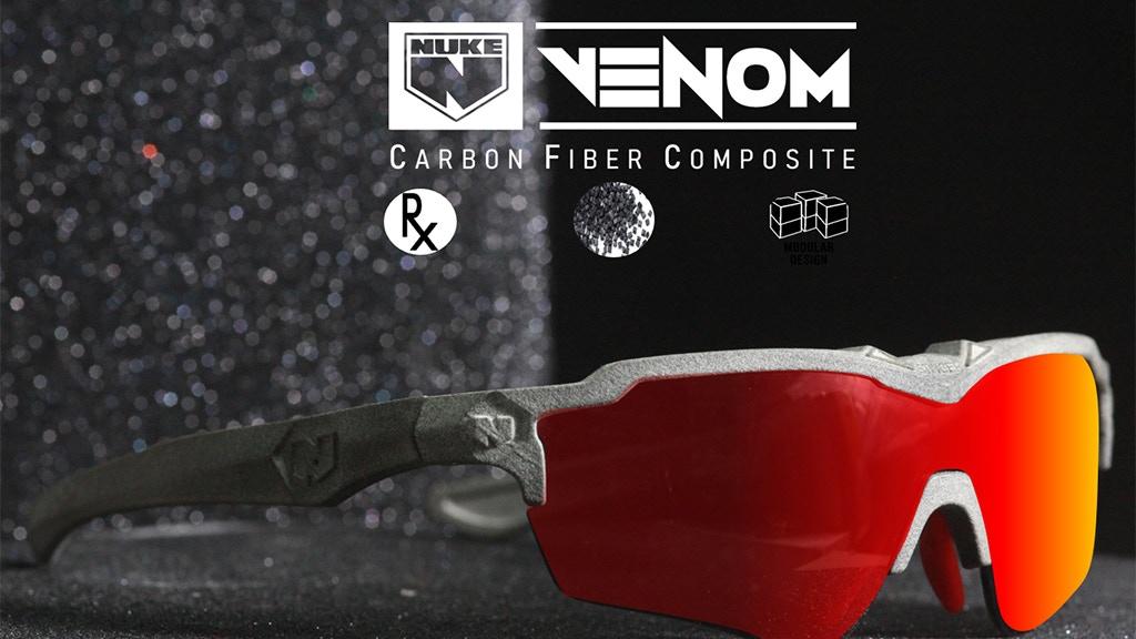 Carbon Fiber Composite performance,modular,Rx sunglasses project video thumbnail