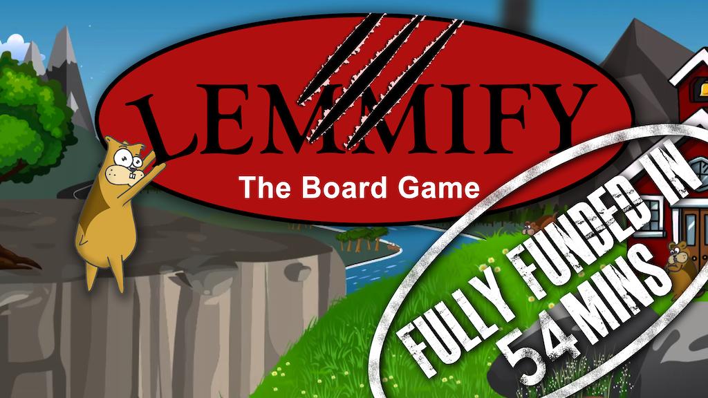 Lemmify project video thumbnail