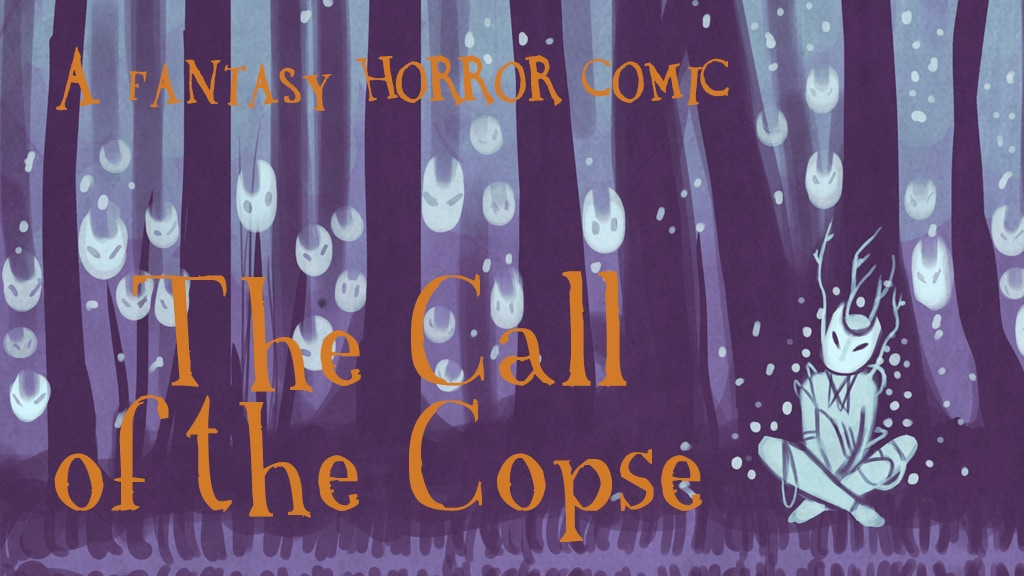 The Call of the Copse project video thumbnail