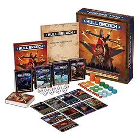 Hull Breach: In Defiance of Dictators - Most Recent Box Set
