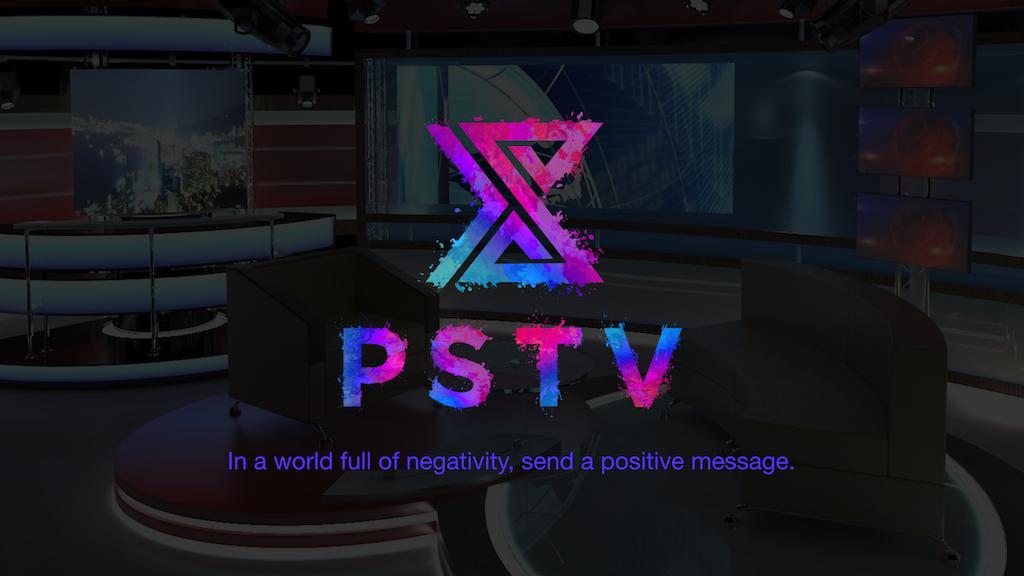 PSTV: A positive news app