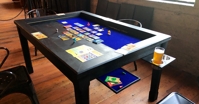 2nd Breakfast An Affordable Quality Board Game Table By