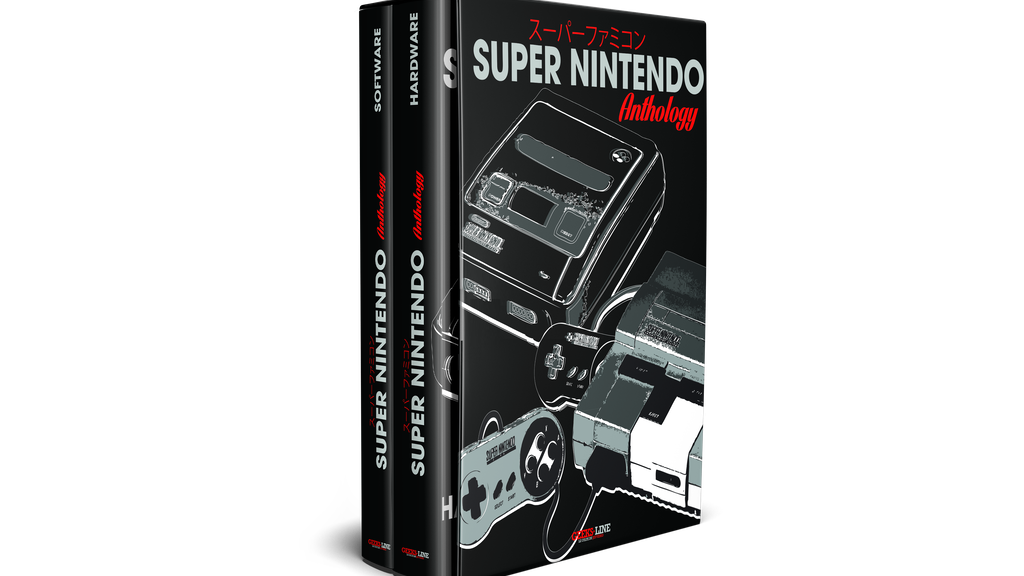 SUPER NINTENDO ANTHOLOGY - The Ultimate Book Project-Video-Thumbnail