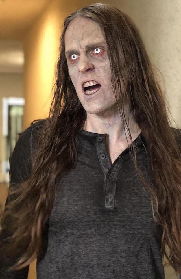 Zombie Me by SFX Artist George Schminky