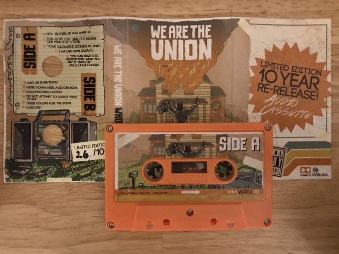 Who We Are Limited-Edition Cassette
