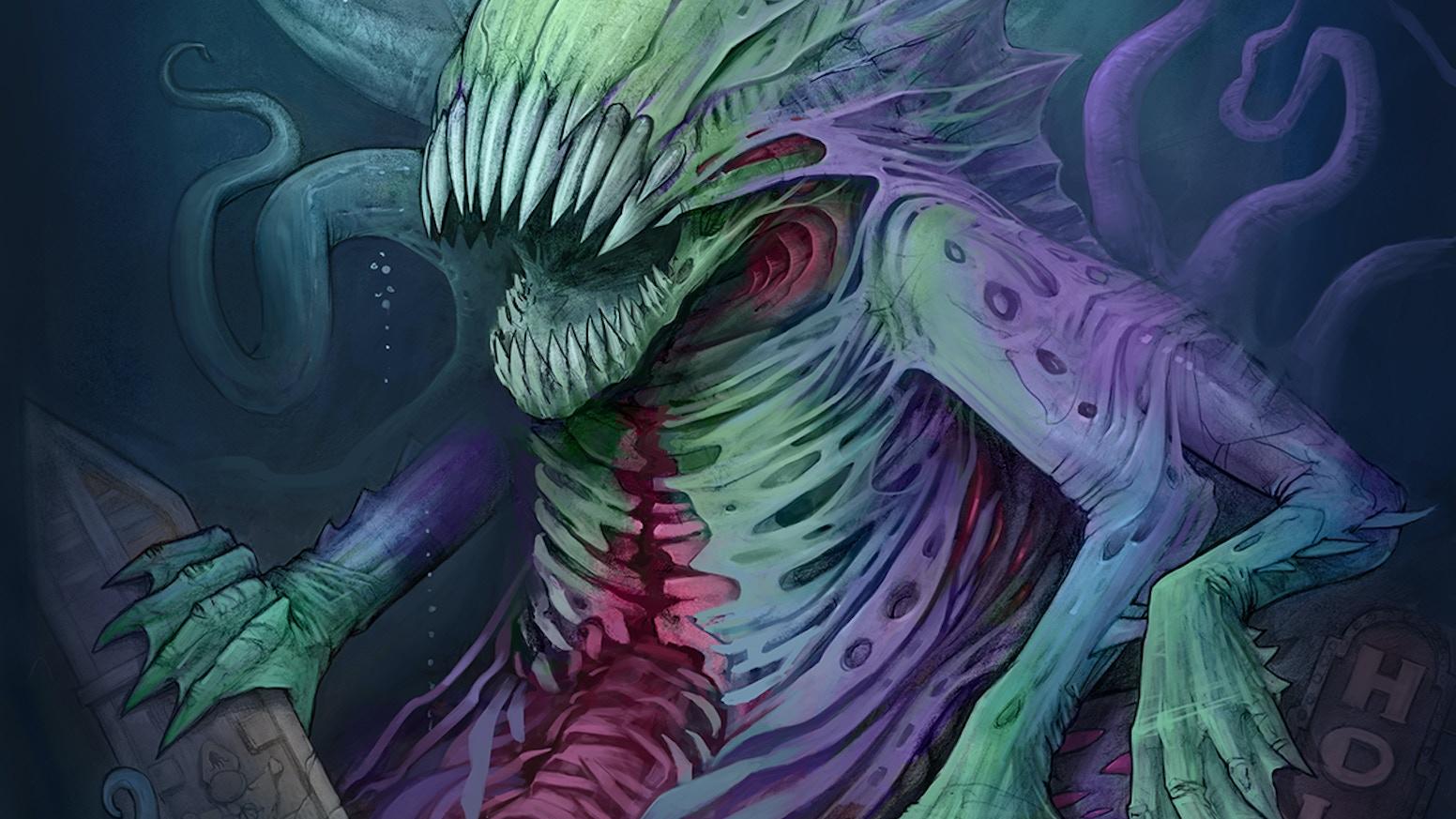 Innsmouth & Cthulhu Tiki: 2018 H  P  Lovecraft Film Festival