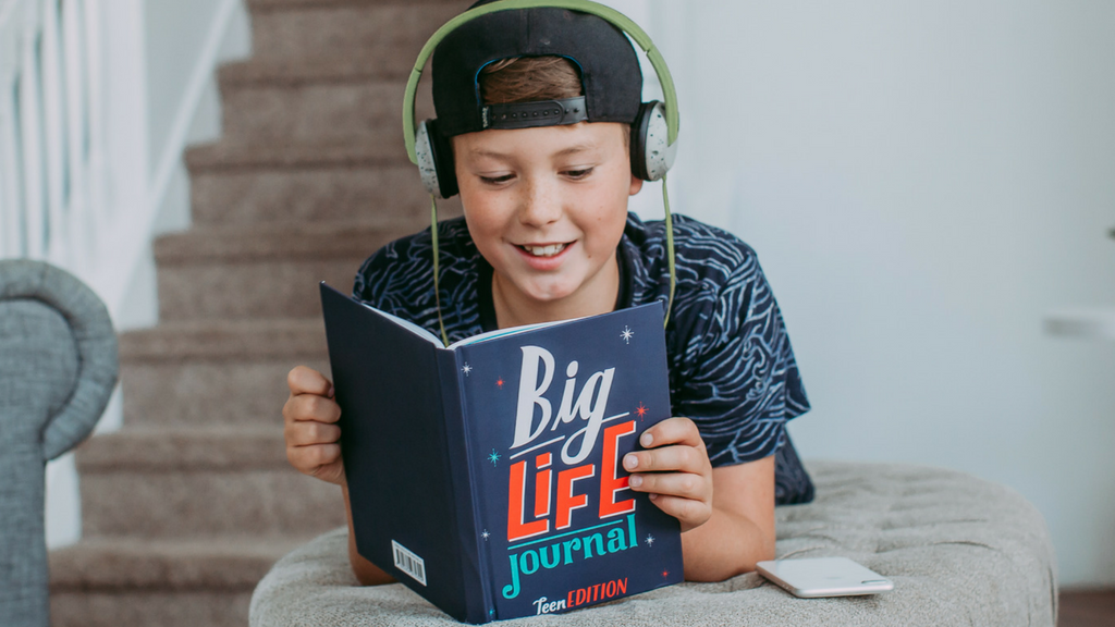 Big Life Journal: a life-changing journal for tweens & teens project video thumbnail