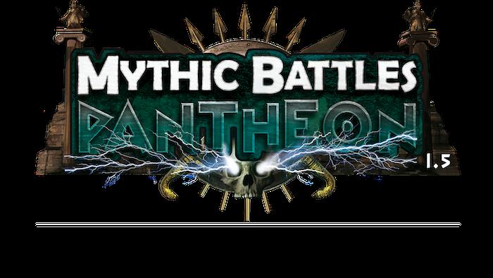 Mythic Battles Pantheon 15 By Monolith Board Games Llc