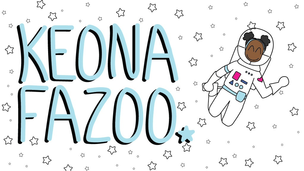 Keona Fazoo : representative stationery project video thumbnail