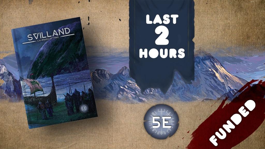 Svilland: The Norse Mythology Setting for DnD 5E project video thumbnail