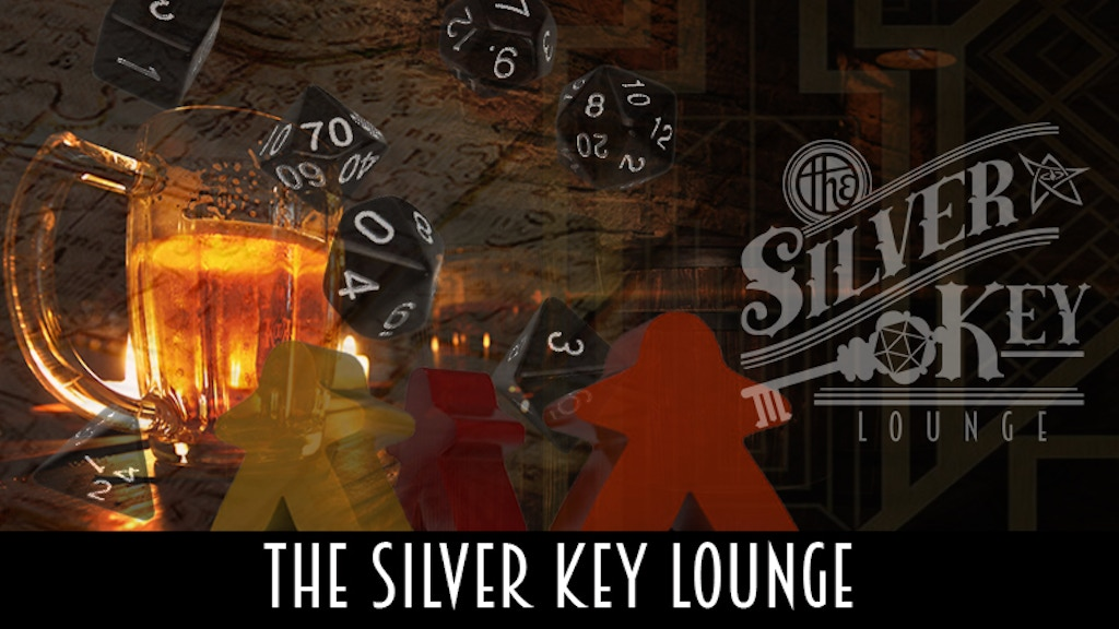 The Silver Key Lounge project video thumbnail
