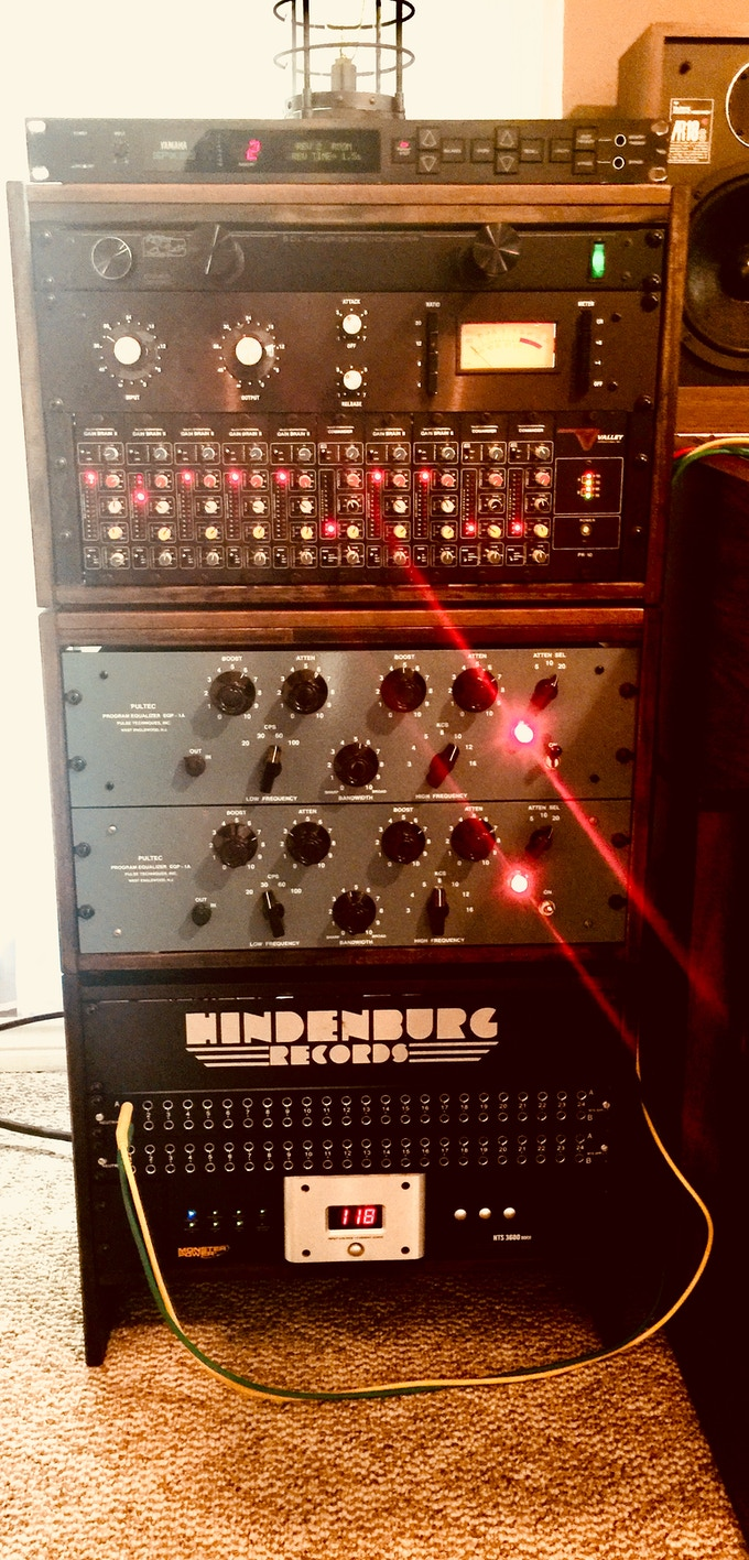 Racks Of Analog Goodness