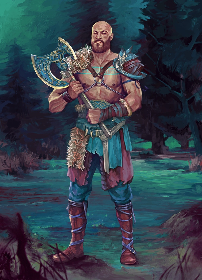 Svilland The Norse Mythology Setting For Dnd 5e By Dream