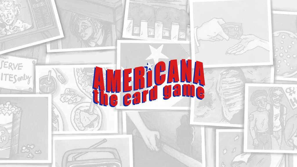 Americana: The Card Game project video thumbnail