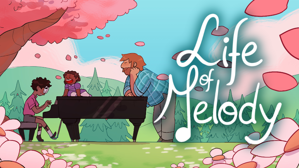 Life of Melody - Complete Graphic Novel project video thumbnail