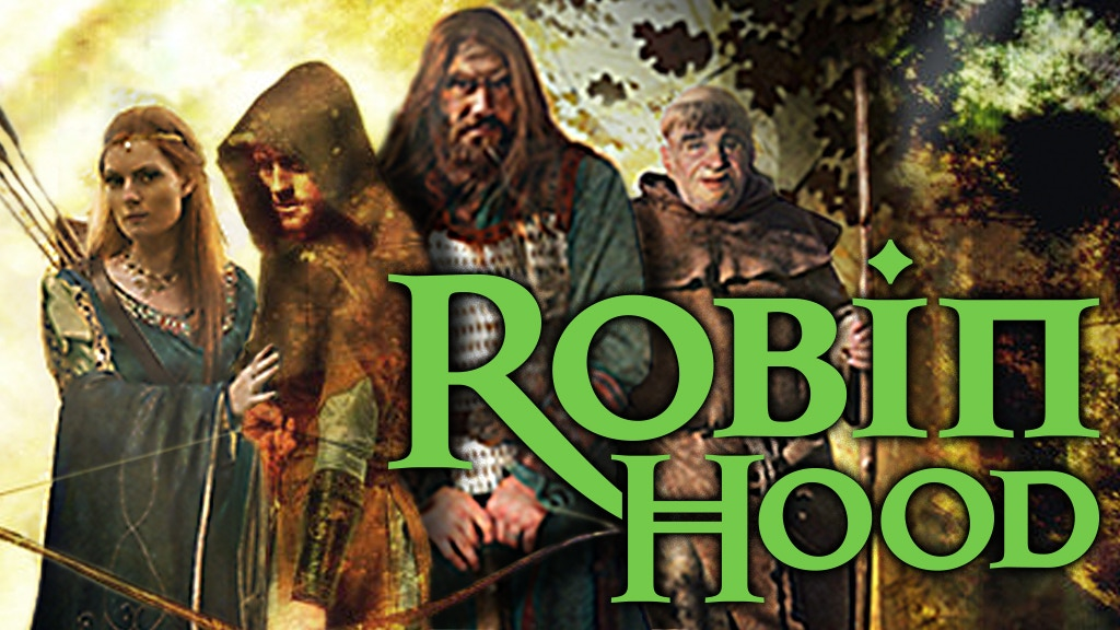 ROBIN HOOD project video thumbnail