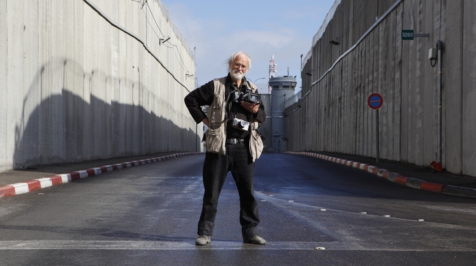 Josef Koudelka © Gilad Baram