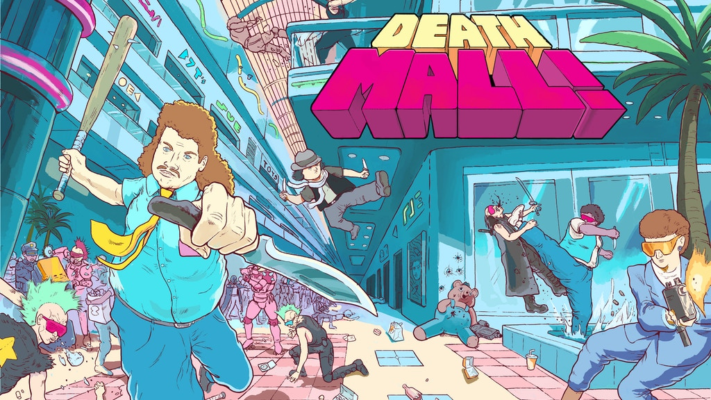 Project image for DEATH MALL! Last Gang Standing (Canceled)