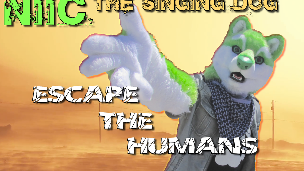 ESCAPE THE HUMANS: The New Album project video thumbnail
