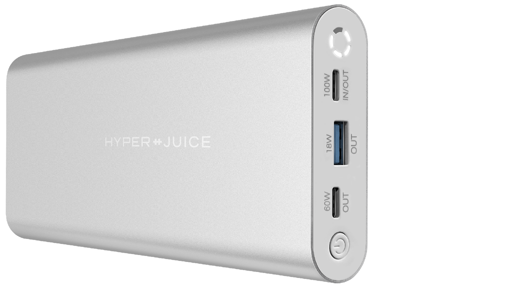 HyperJuice: World's Most Powerful USB-C Battery Pack
