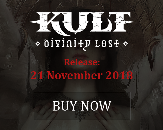 KULT: Divinity Lost - Horror Roleplaying Game (RPG) by
