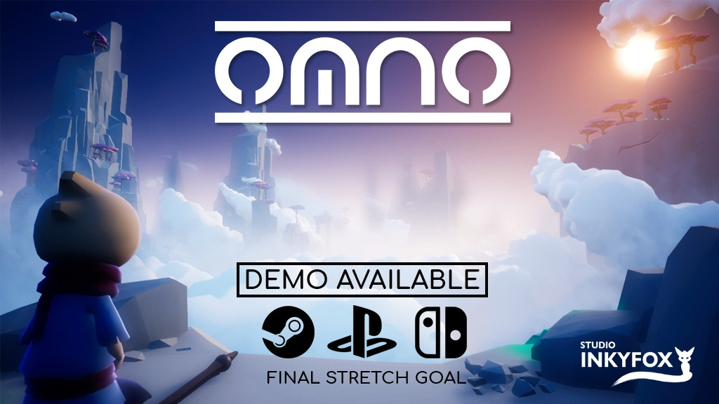 OMNO - an atmospheric exploration and puzzle adventure project video thumbnail
