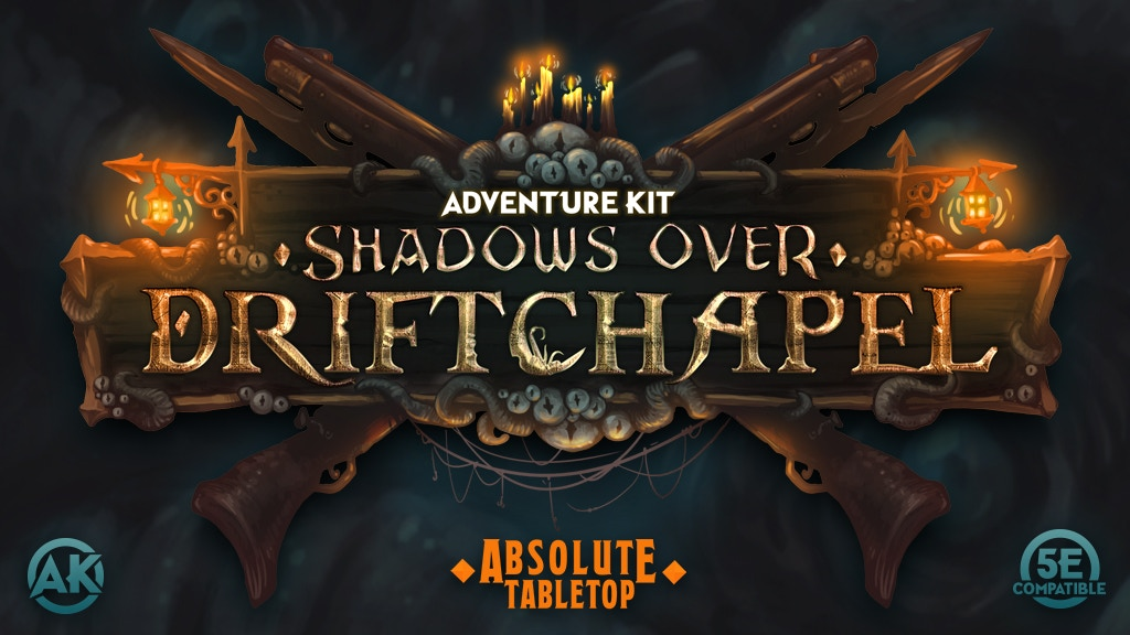 Adventure Kit: Shadows Over Driftchapel - 5E Compatible project video thumbnail