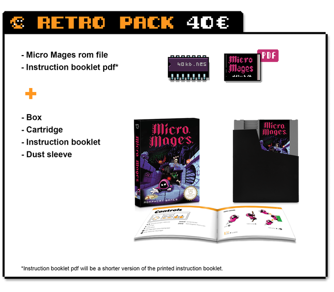 Micro Mages: A new game for the NES by Morphcat Games — Kickstarter