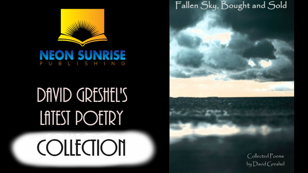 Fallen Sky, Bought and Sold - a New Poetry Collection project video thumbnail