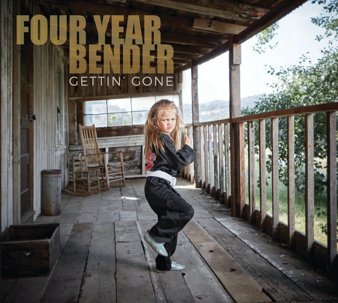 Album Cover: That's our friend Dalia Mahoney.   Is she a total badass or what?!?  Photo: John Bedell