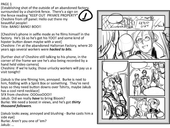 Bang! Bang! BOOM! Vol 1 by Melanie Schoen — Kickstarter