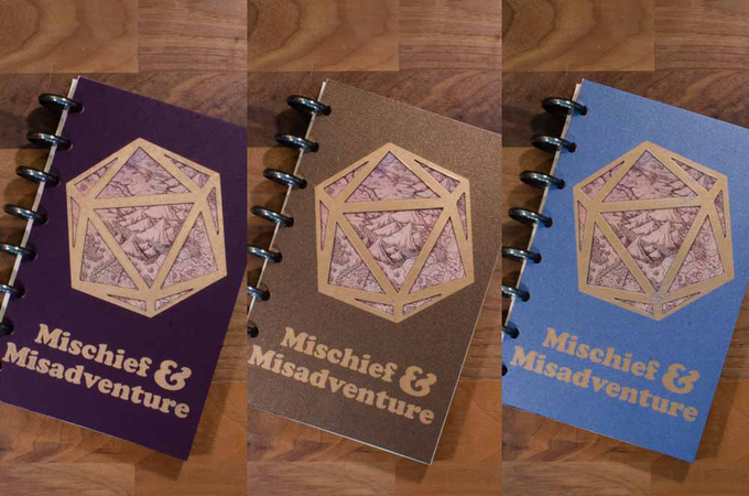 Gilded Series - Necromancy, Transmutation, and Divination