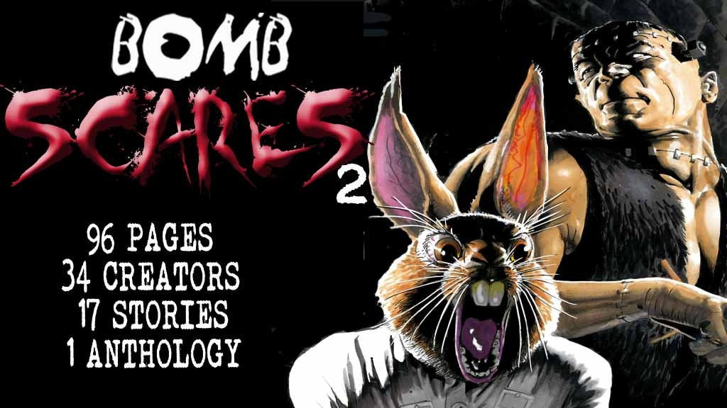Bomb Scares 2 - A Horror Anthology project video thumbnail