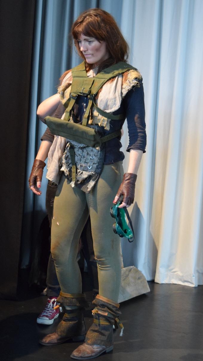 Kate Davies-Speak as Mama - image Stephen R Cox
