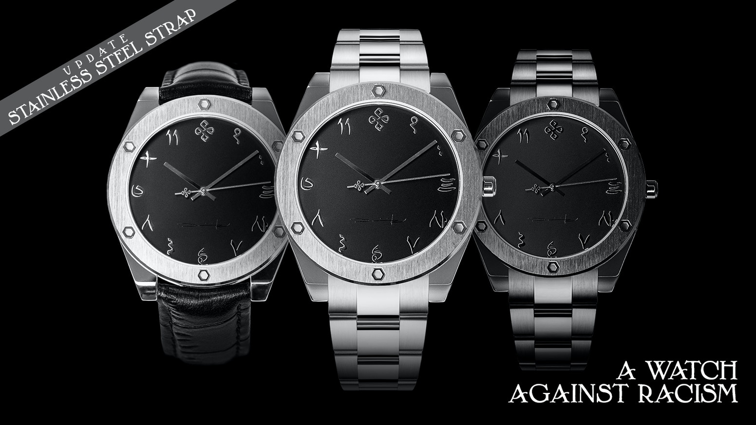 Each number on the watch represents a different ethnic group. - Finest quality & highest industry standers.