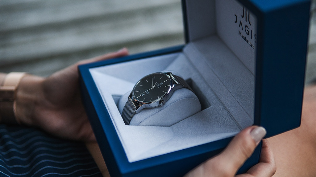 Exclusive Luxury Watches from Austria - JAGIS Watch project video thumbnail