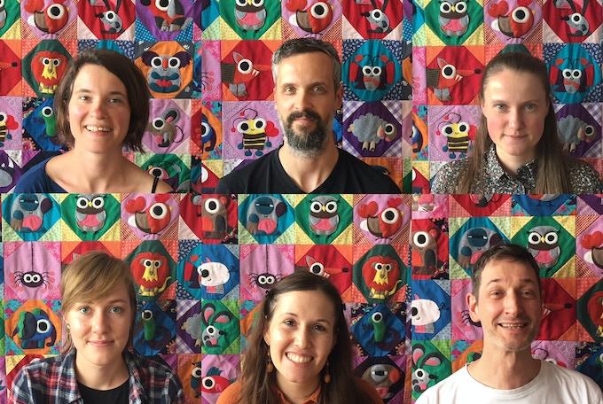 Julia Ocker (Script), Christoph Horch (Animation), Elena Walf (Animatic), Alexandra Hotz (Assistenz), Maike Koller (Animation), Ralf Bohde (Animation)