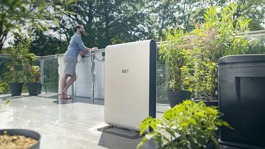 SOLMATE – Dein grünes Kraftwerk für Zuhause project video thumbnail